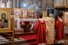 08Božja liturgija Sv. Janeza Zlatoustega- Oton Naglost